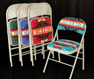 Custom tribal chairs