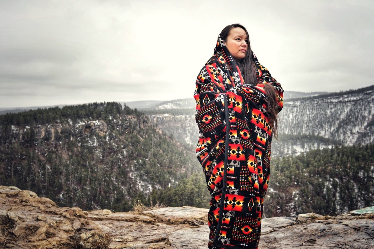 Meskwaki Tribal Blankets