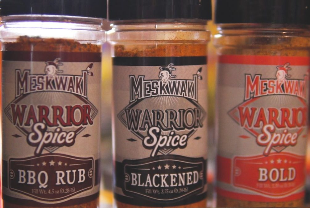 Meskwaki Warrior Spice