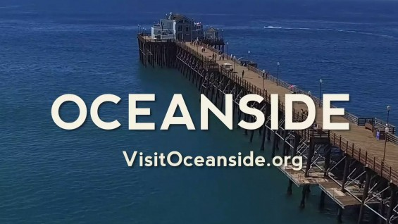 VISIT OCEANSIDE: 30 SECONDS