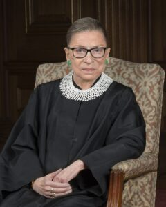 RBG and Black Lives Matter