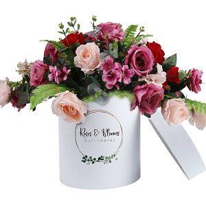 custom paper tubes for flower packaging