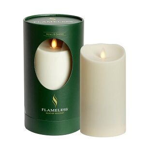 candle tube packaging