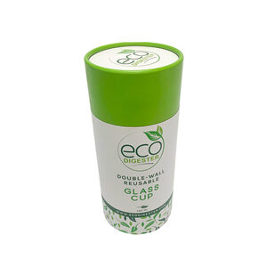 paper cylinder packaging tubes for glass cup