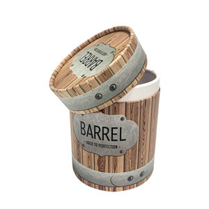 cardboard cylindrical packaging boxes for wine