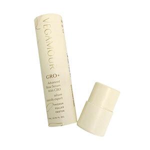 cardboard cylinder for CBD serum packaging