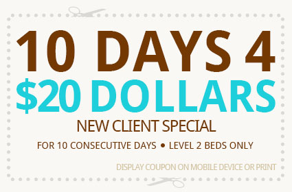 10 days 20 dollars coupon