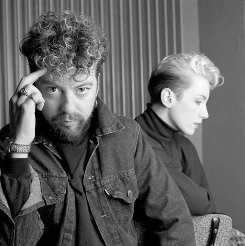 Eurythmics, 1984