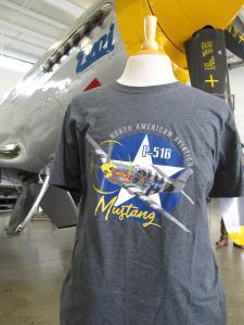 P-51B Mustang T-Shirt