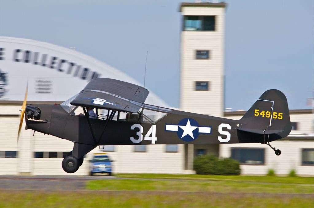 Historic Flight Foundation