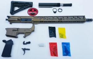 AR 15 full auto conversion