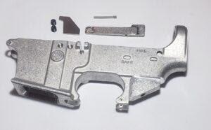 AR-9 pistol