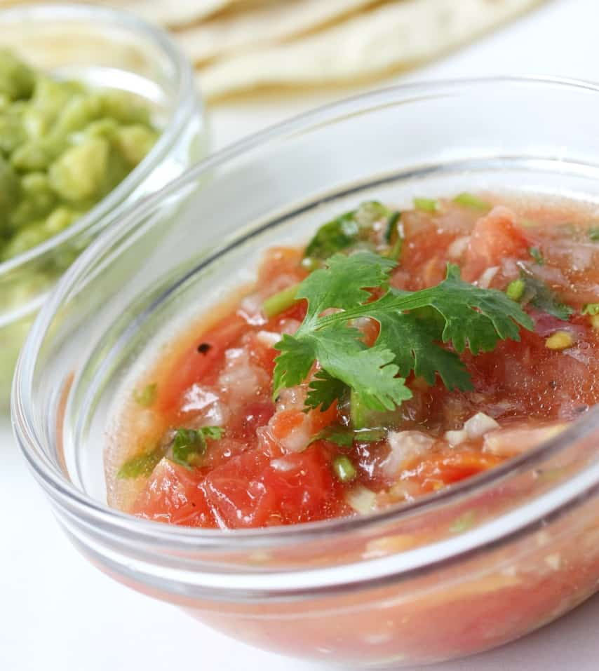 Hot Salsa: Hot Holiday Salsa, That Is