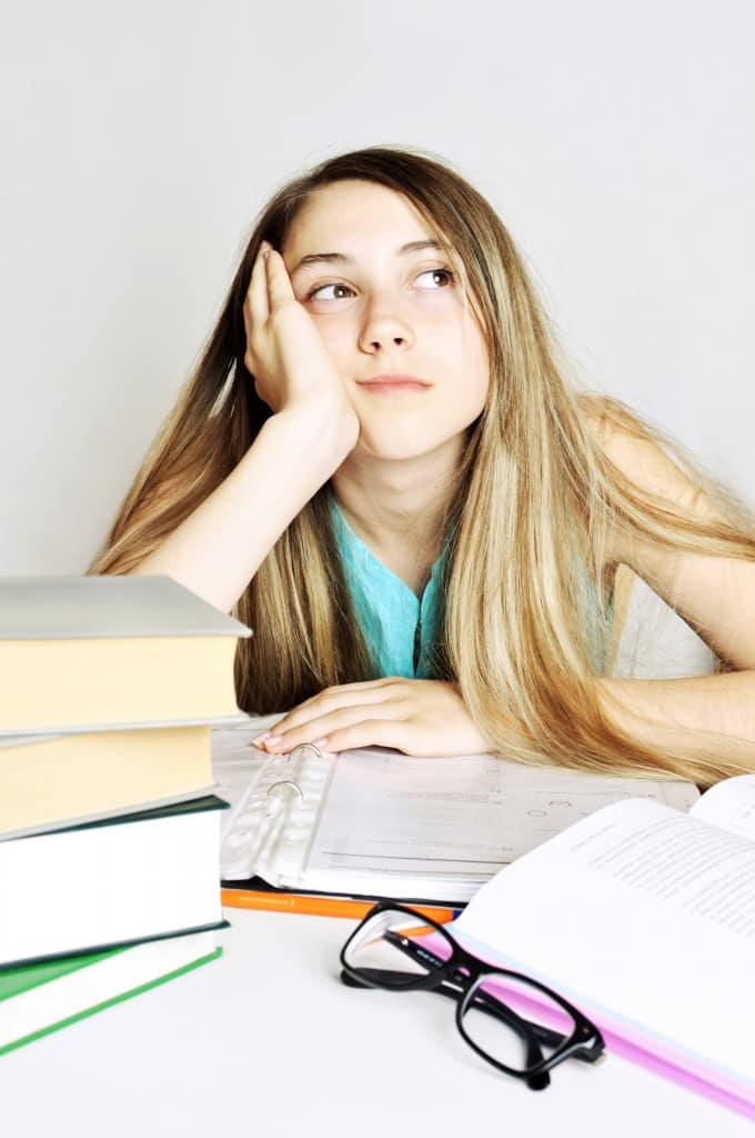 Teen Dreams During Study