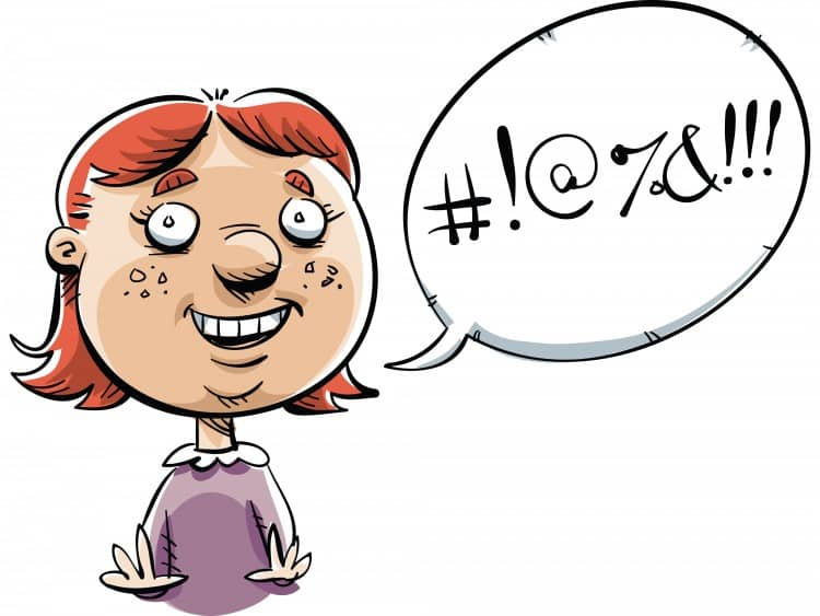 Kids and Swearing: Is There A Plus Side?
