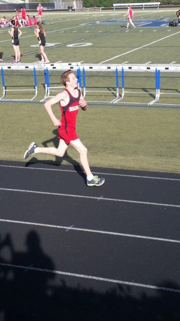 Tommy Molter Running Track