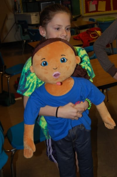 Heimlich Heroes teaches kids how to perform the Heimlich Maneuver and other life-saving methods.