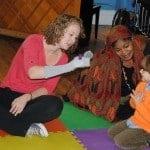 Puppet fun at TADA!