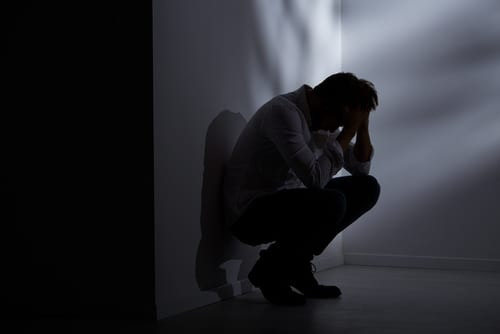 Boy feels hopeless, a risk factor for suicide