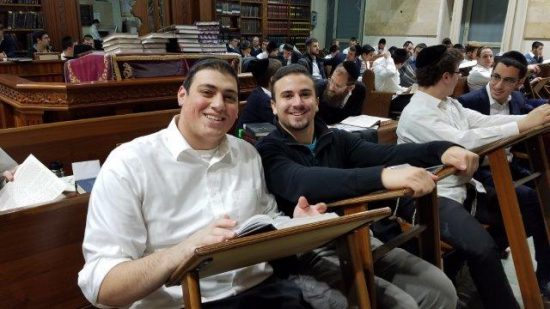 Yeshiva students are affected by the myopia epidemic