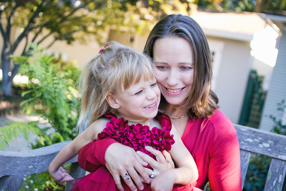Using My Daughter's Life (And My Own) to Find New Purpose