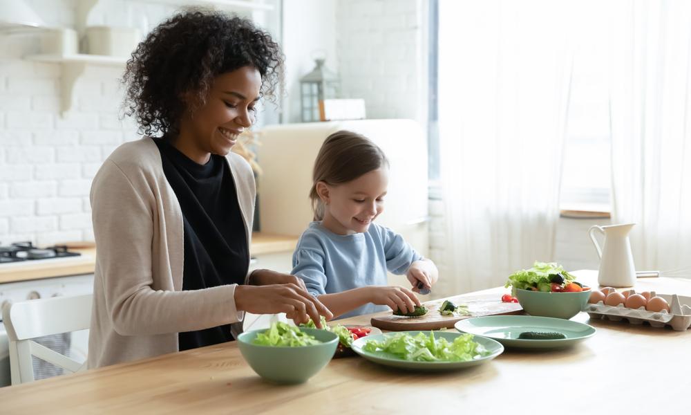 3 No-Cook Recipes for Kids