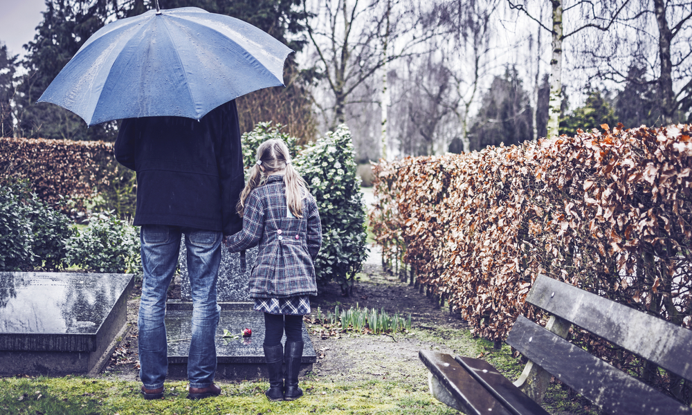 Helping Children Deal with Loss from COVID-19