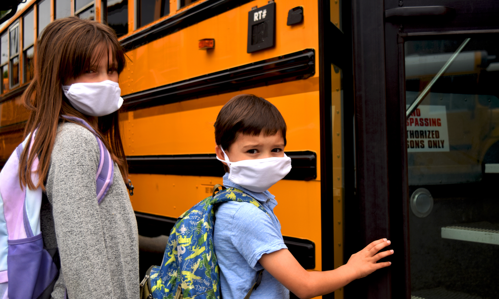 Back to School Fears As Schools Reopen