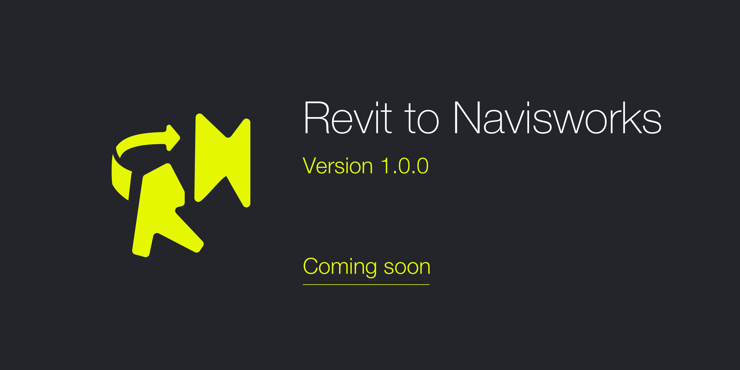 Revit to Navisworks