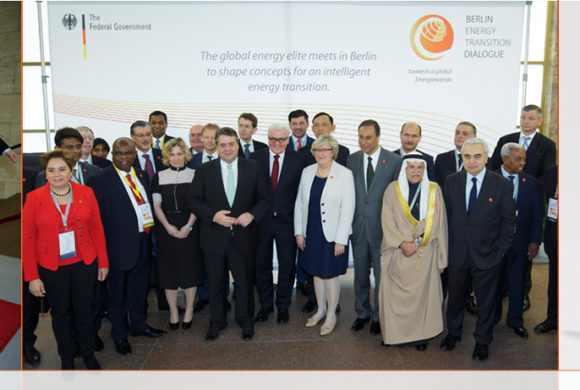 """SDSmena attending in Germany  """"Berlin Energy Transition Dialogue"""" in March 2017"""