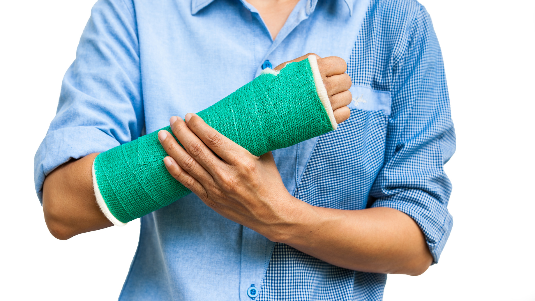 Broken Bones Expected in a Florida Auto Accident