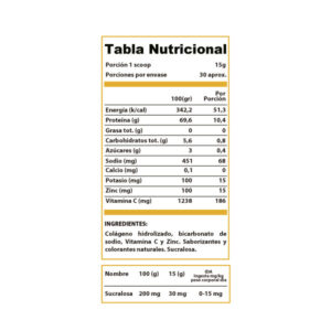 Colágeno Hidrolizado ArtiSafe 450 gr – Winkler Nutrition
