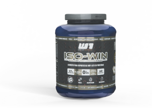 ISOWIN - Winkler Nutrition - Palikos Fitness