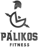 Palikos Fitness - Logotipo Dark