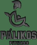 Palikos Fitness - Logotipo Dark