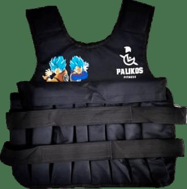Chaleco con Peso - Saiyajin - Palikos Fitness