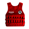 CHALECO - DRAGON BALL ROJO - tienda palikos fitness