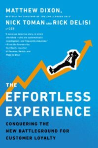 Livros-sobre-Customer-Success-The-effortless-experience