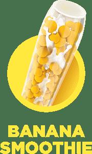 Banana Smoohie