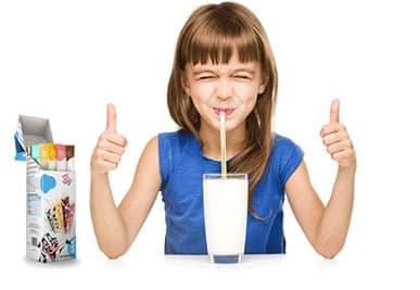 Testy milk sipahh straws