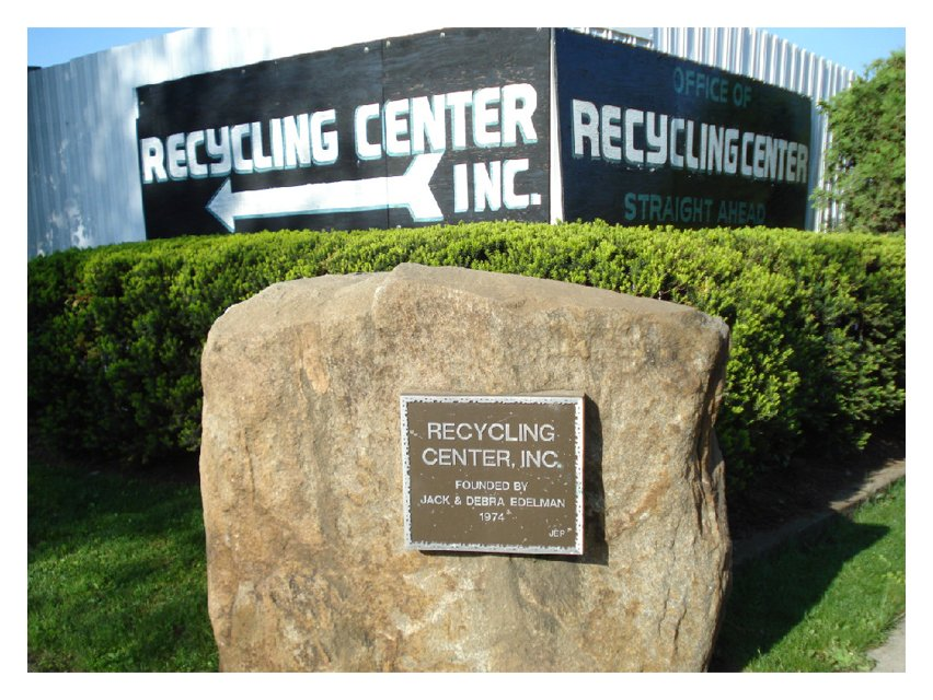 RECYCLING CENTER, INC.