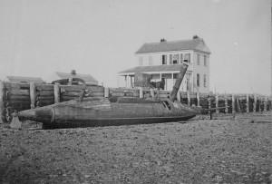 confederate submersible david