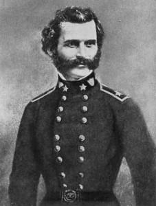Confederate mine inventor Gabriel Rains
