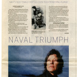 """Navy's First Female Deep-Sea Diver Took Pioneering Plunge"" (2001)"