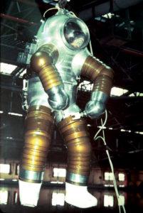 mechanical SAM suit