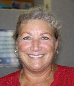Portrait photo of museum volunteer Darlene