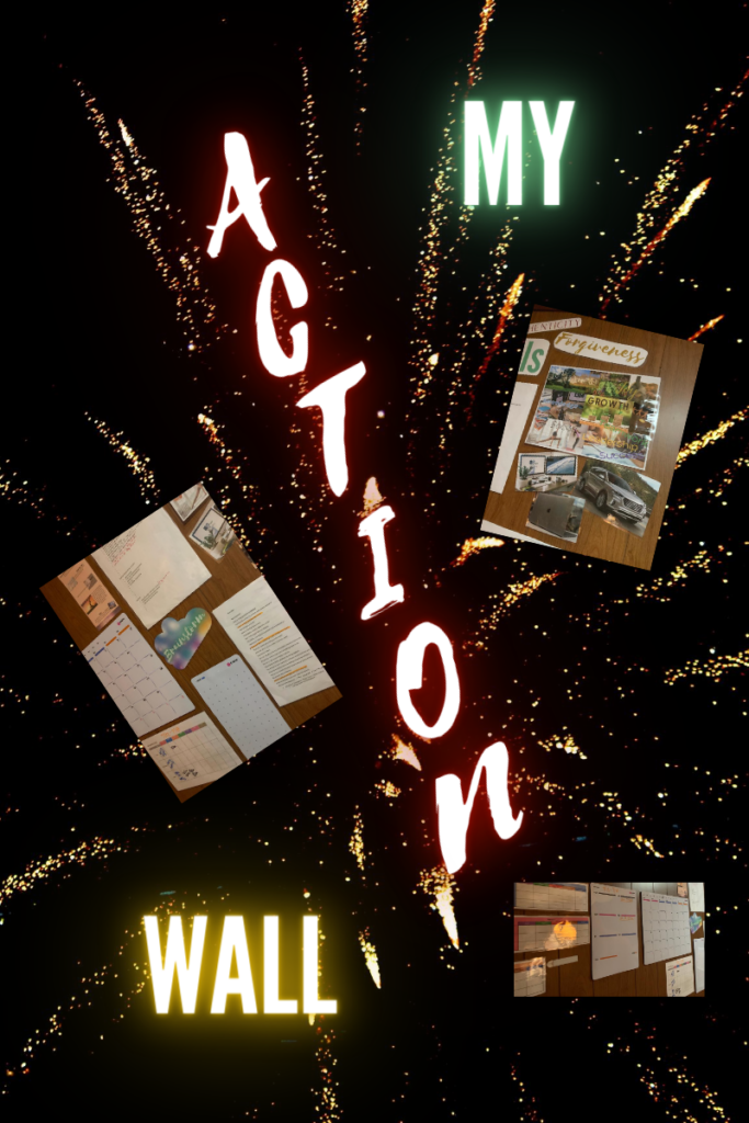 My Action Wall