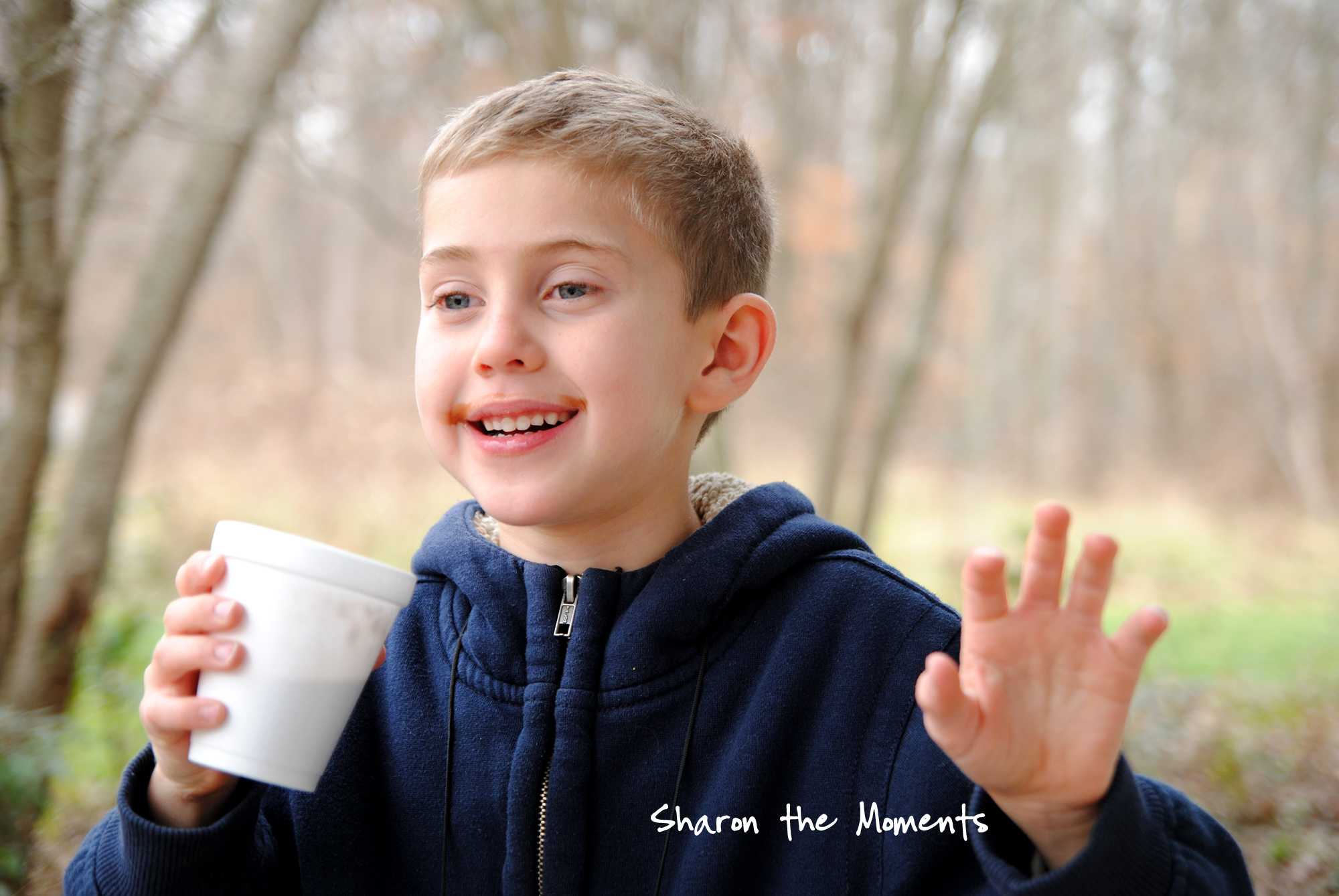 Laughing Smiling Kiddo|Sharon the Moments blog