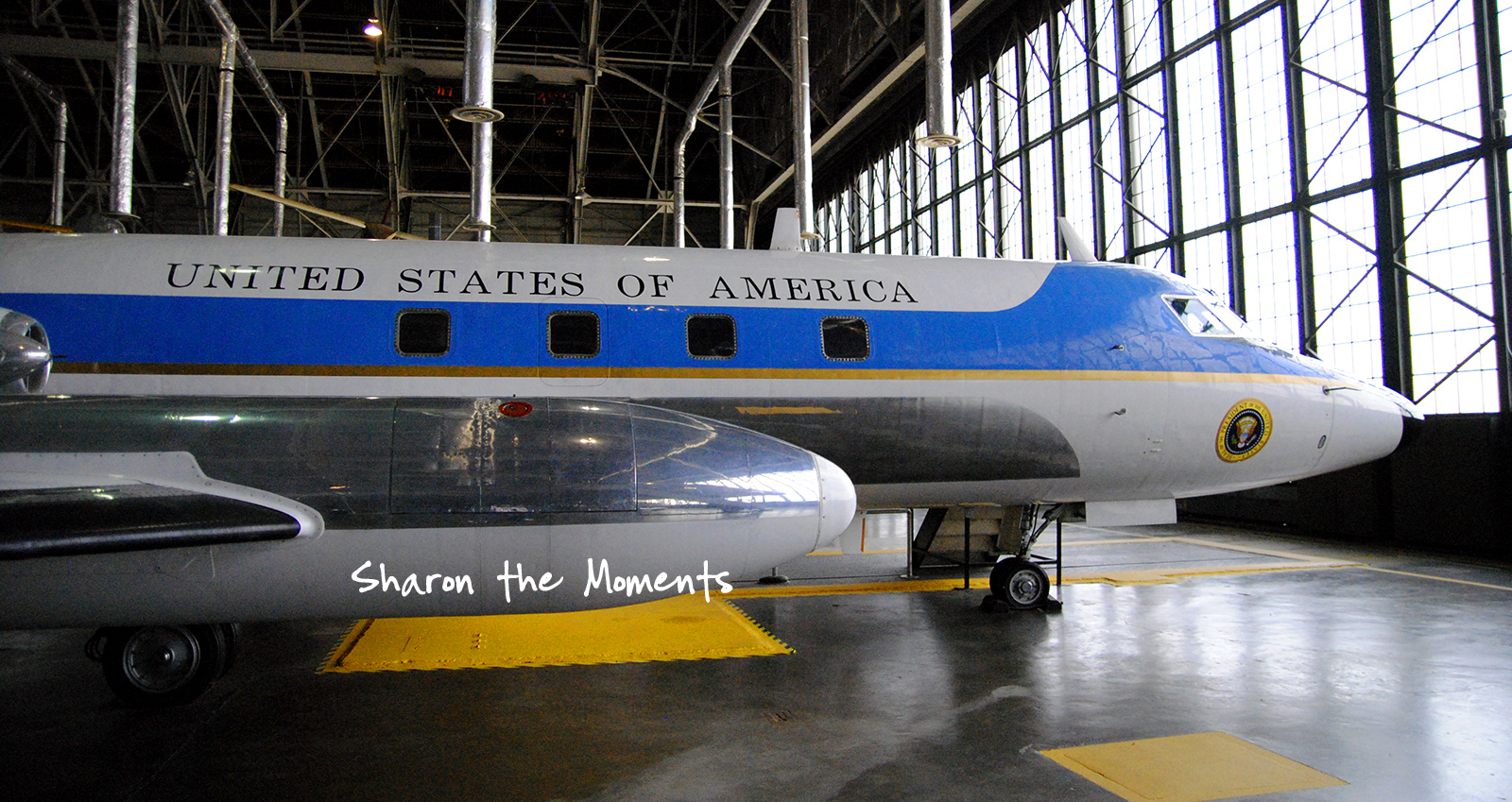 Hodgepodge Wednesday National Museum of UA Air Force|Sharon the Moments blog