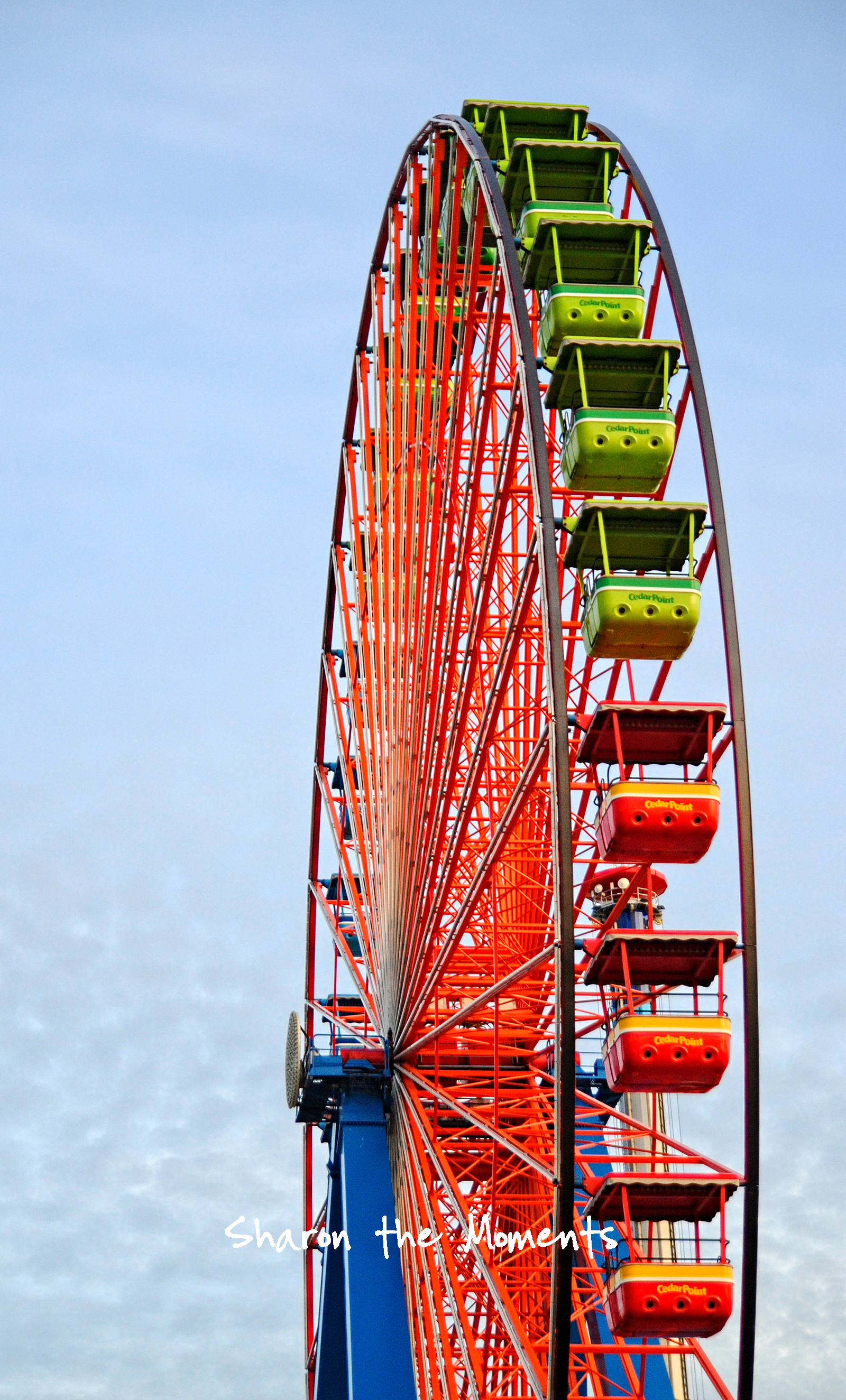 Cedar Point Sandusky Ohio is more than just for Bloggers Sharon the Moments blog